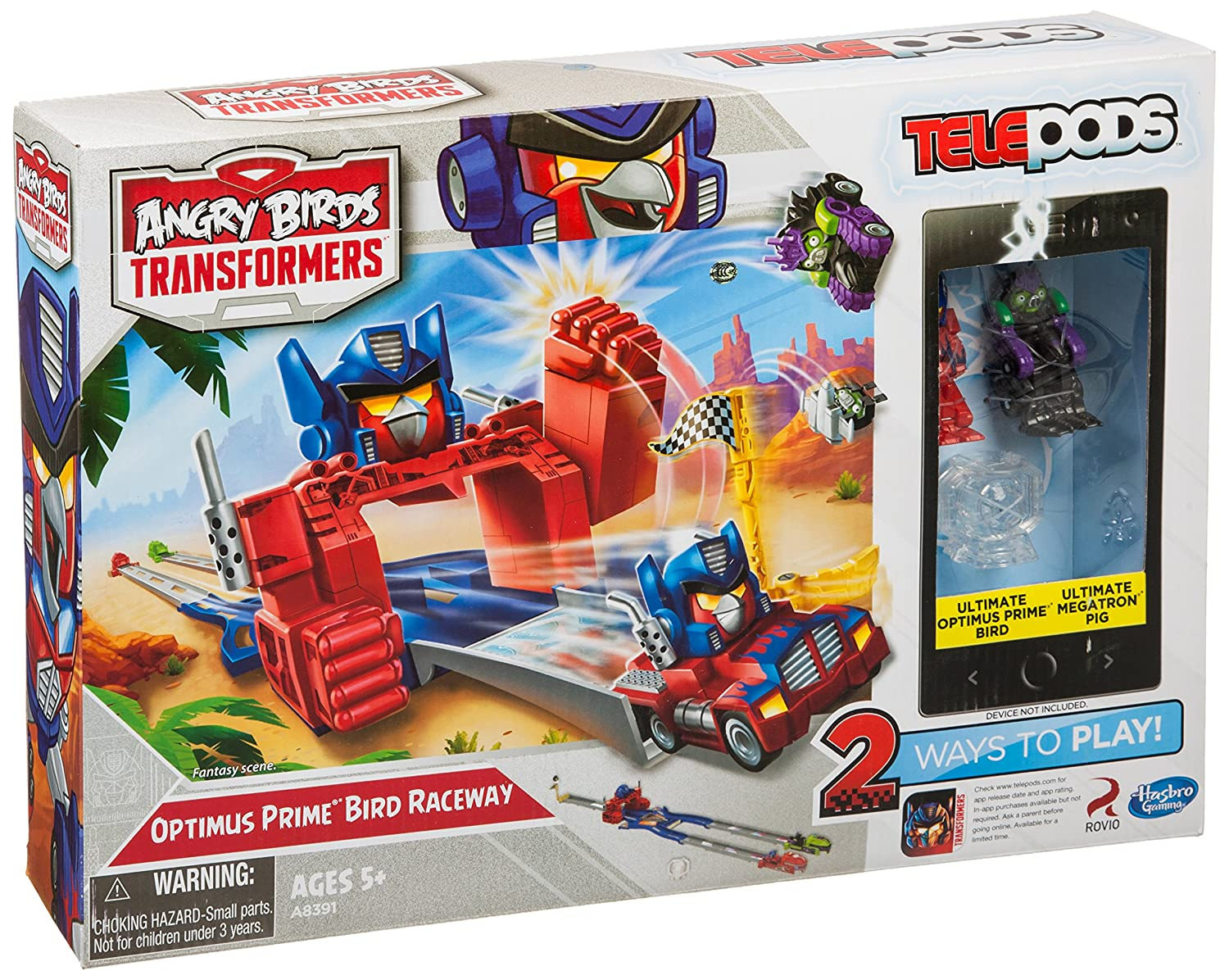 [Jeu Mobile] Angry Birds Transformers