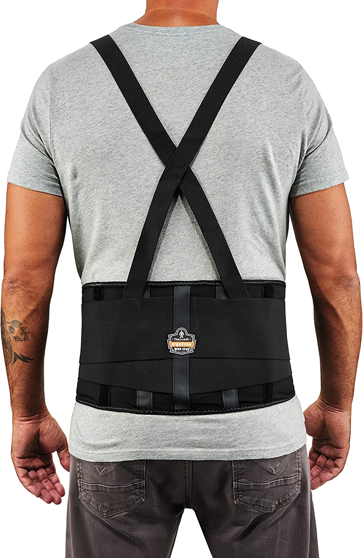 Cintur/ón lumbar tama/ño: M ProFlex 100 color: negro