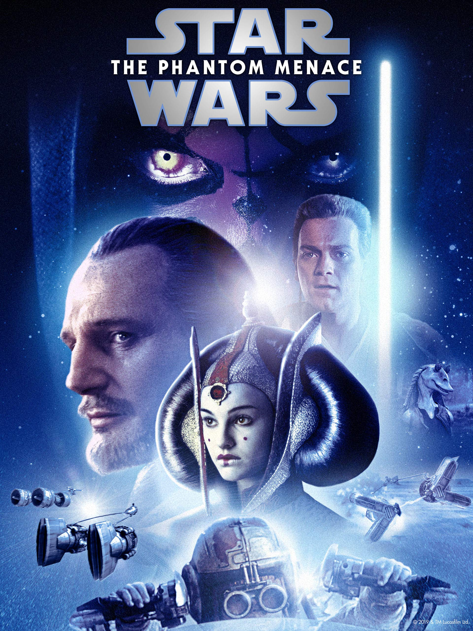 star wars the phantom menace full movie free