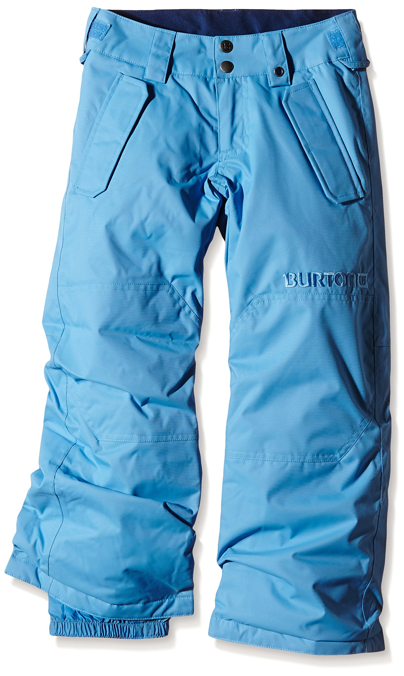 Burton Boys Parkway Pant (Small, Blue Steel) by Burton
