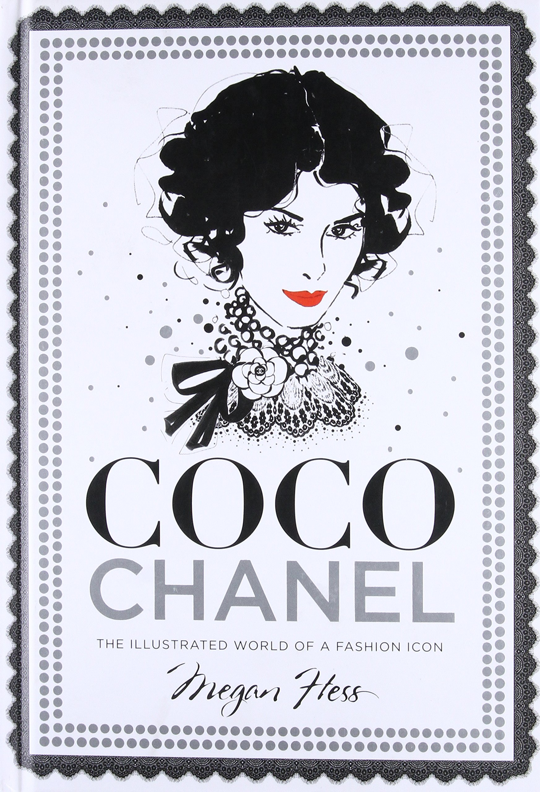 Coco chanel the illustrated world of a fashion icon megan hess coco chanel the illustrated world of a fashion icon megan hess 0884389663434 amazon books geotapseo Gallery