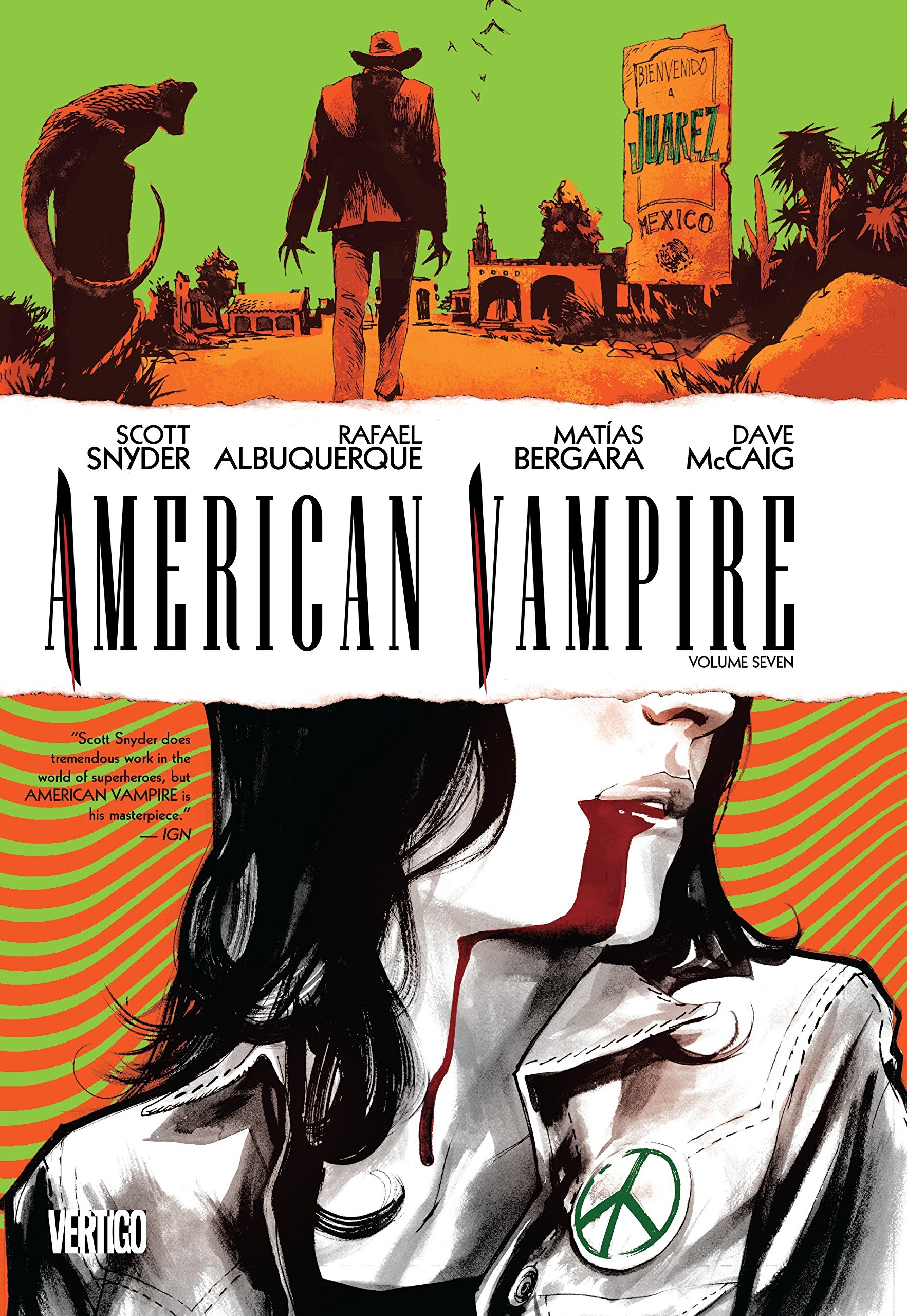 Image result for american vampire