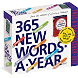 365 New Words-A-Year Page-A-Day Calendar 2017