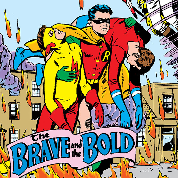 The Brave and the Bold (1955-1983) (Collections) (2 Book Series)