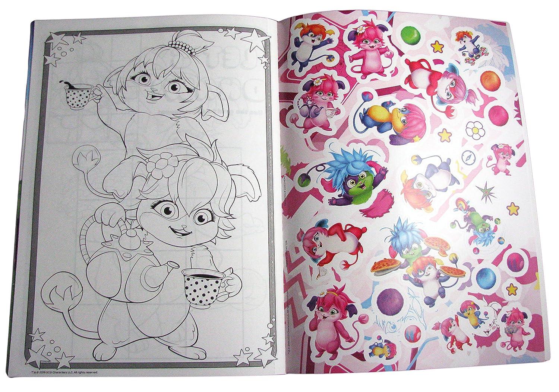 Popples Coloring Pages | ColoringPagesABC.com | 1054x1500