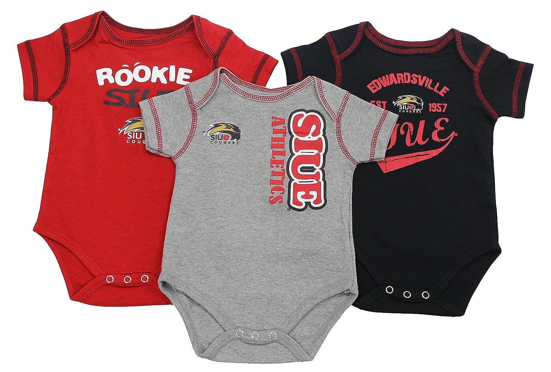 最も優遇 Outerstuff Baby SIUE Southern Cougars Illinois Southern University Edwardsville Cougars フットボール フットボール ルーキー3点クリーパーセット B077BGK6P5 Cougars 3-6 Month, 中古ベビー用品店マミーズキッズ:8ab97764 --- svecha37.ru
