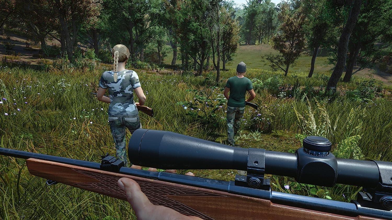 Amazon.com: Hunting Simulator - PlayStation 4: Maximum Games LLC: Video  Games