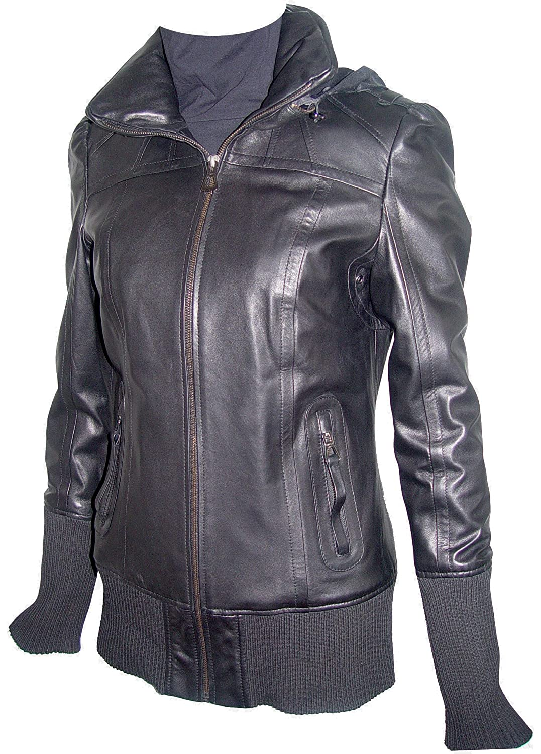 Johnny 4021 Luxury Best Cute Leather Jackets Fashion Leather Hoodie Jackets 4021stnphrzxblz