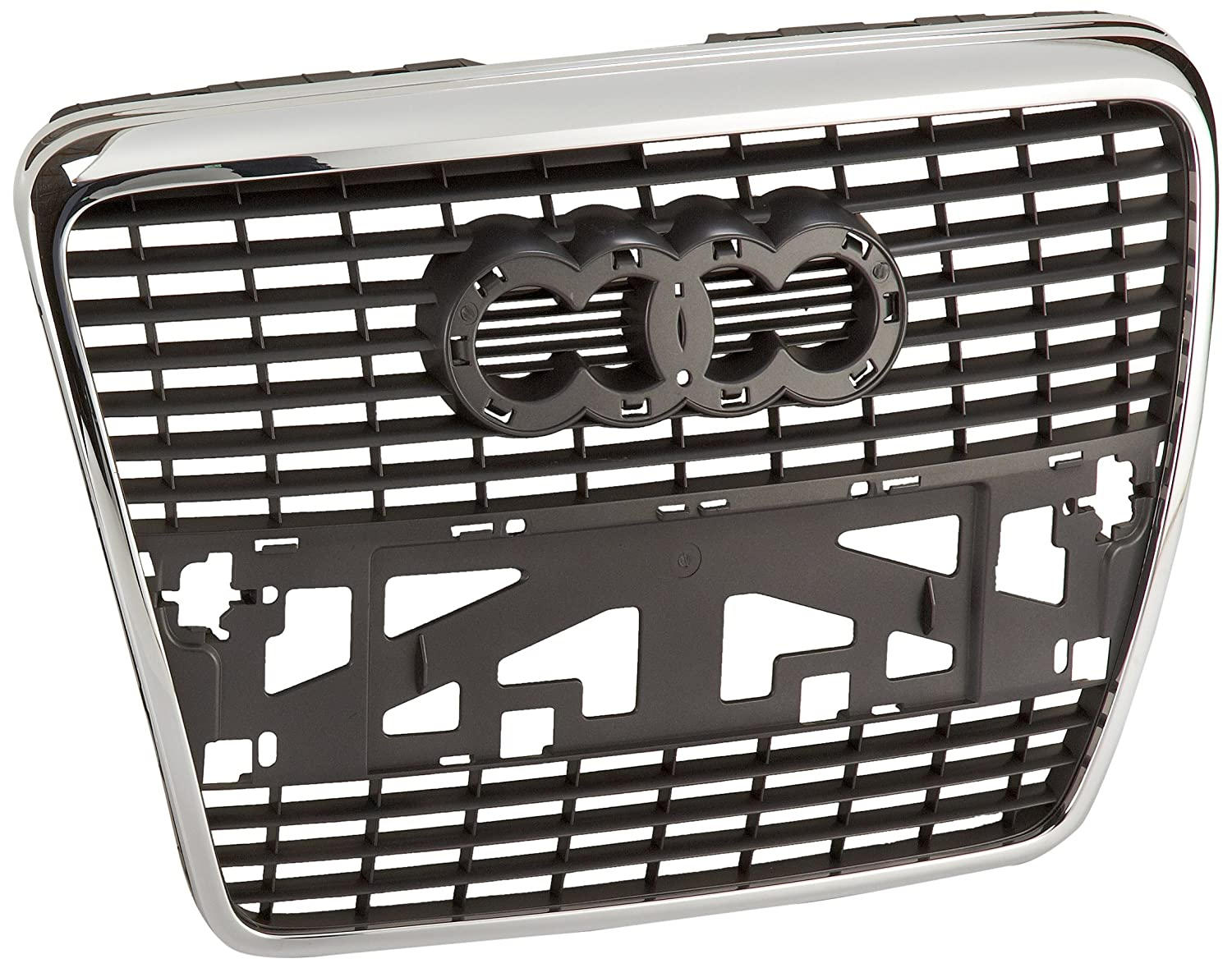 Unknown OE Replacement Audi A6 Grille Assembly Partslink Number AU1200111