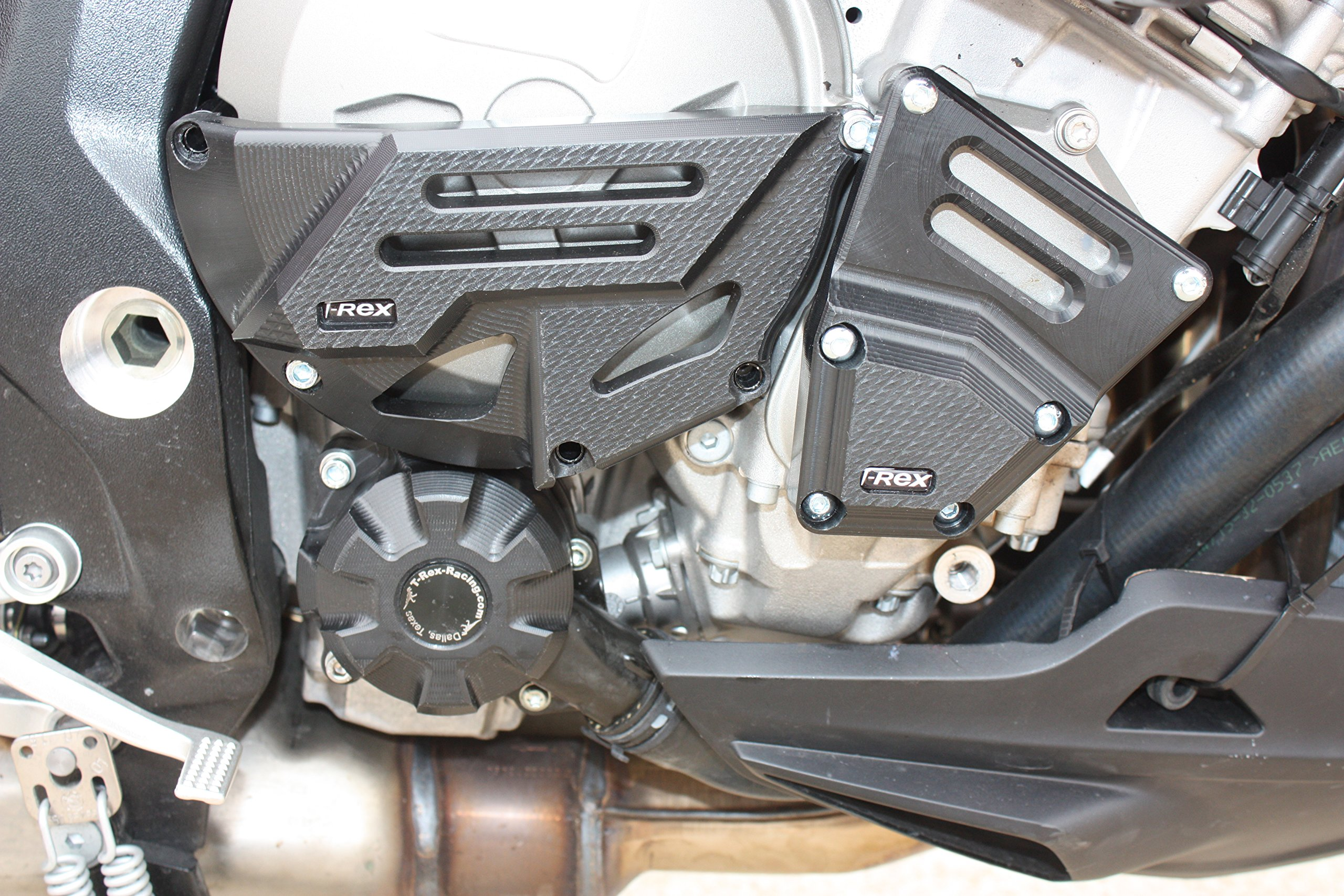 T-Rex Racing 2015 - 2017 BMW S1000XR Engine Stator Pump Case Covers by T-Rex Racing (Image #6)