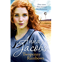 Twopenny Rainbows: The Irish Sisters, Book 2 (English Edition)