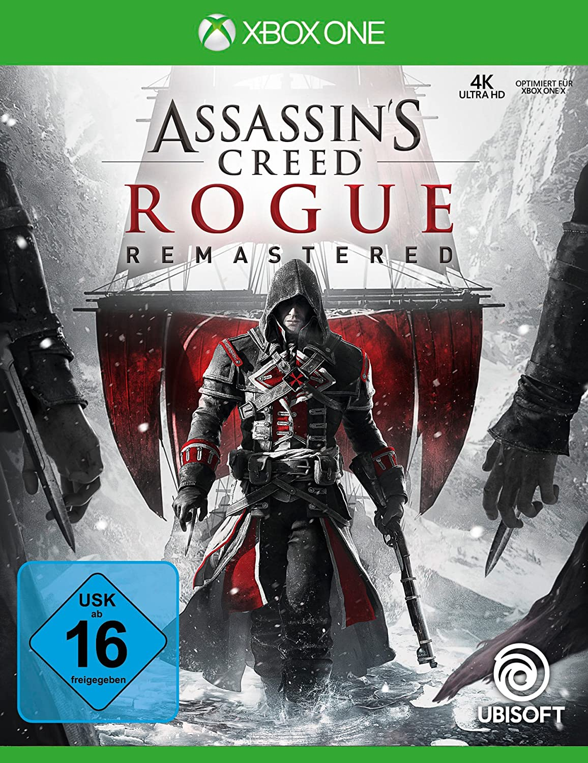 Assassin's Creed - Rogue Remastered