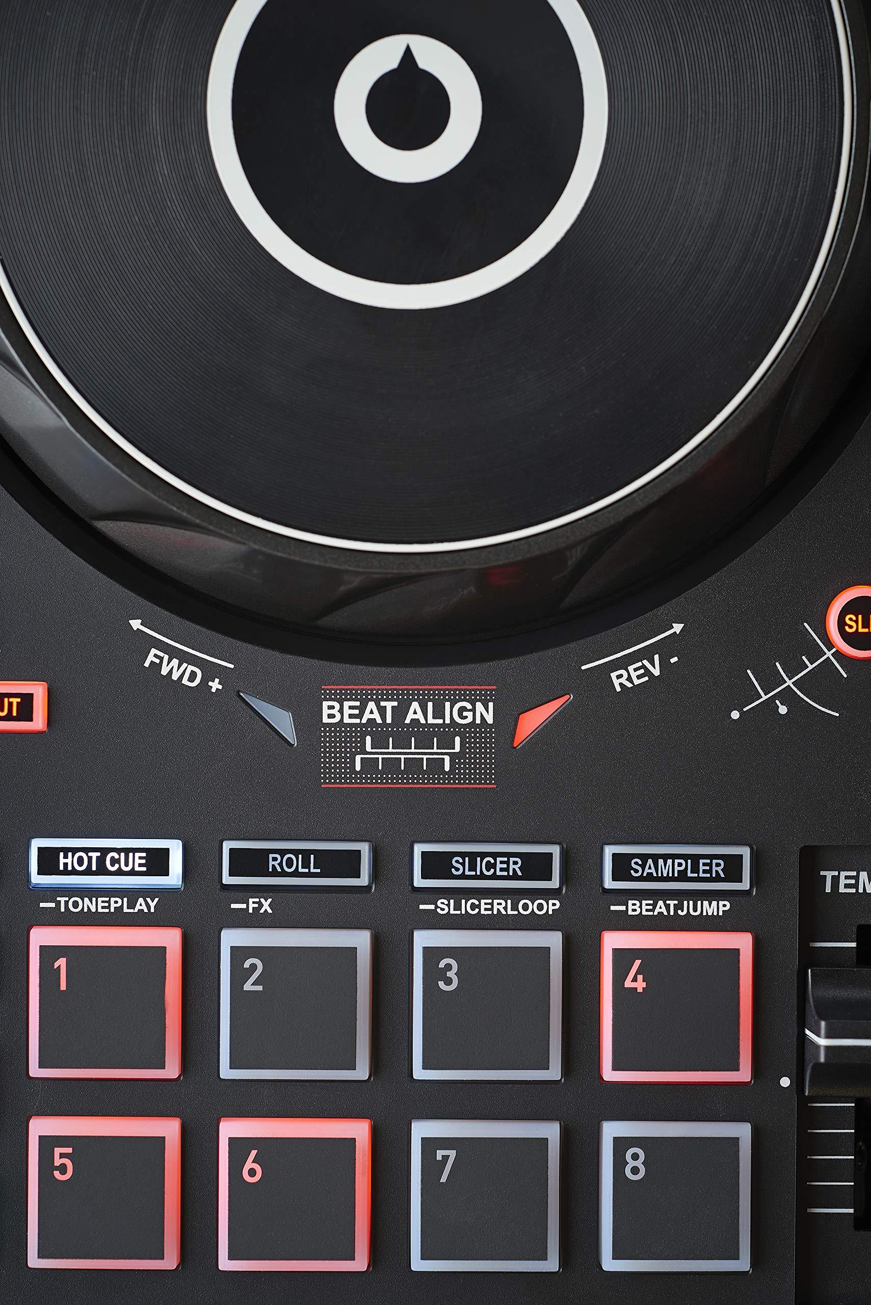 Hercules DJ Control Inpulse 300 (AMS-DJC-INPULSE-300) by Hercules DJ (Image #6)