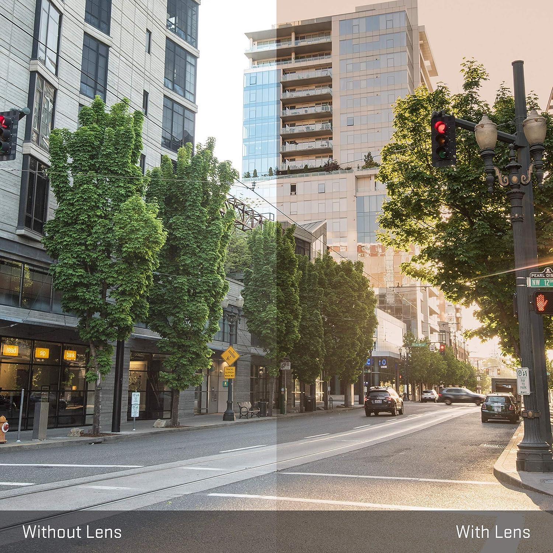 Revant Verres de Rechange pour Oakley Latch Square - Compatibles avec les Lunettes de Soleil Oakley Latch Square Dégradé Marron - Non Polarisés