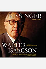 Kissinger: A Biography Audible Audiobook