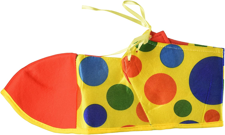 Forum Novelties Clown Shoe Covers Anchor Fasteners 63920 WC16574