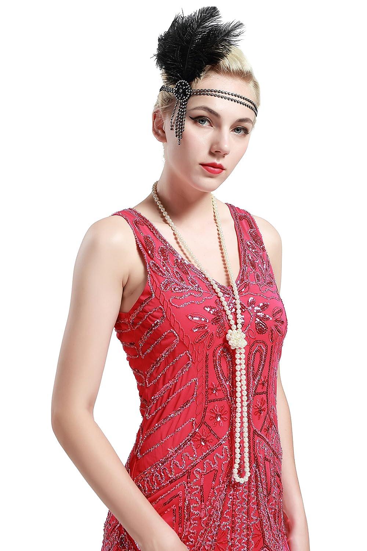 Atractivo Vestido De Fiesta De Estilo 1920 Cresta - Colección de ...