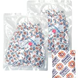 AwePackage 100cc Oxygen Absorber(2 Individual packs of 100 Packets, Total 200 Packets) - Long Term Food Storage (200…