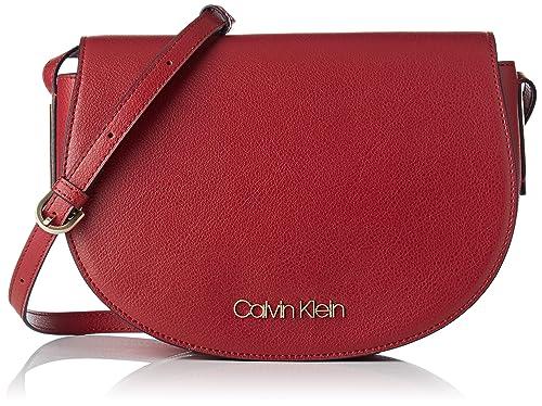 93b847dcce Calvin Klein Jeans Frame Med Saddle Bag