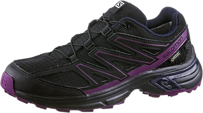 Salomon Damen Trailrunningschuhe Wings Access 2 GTX brombeer (317) 362/3 G1Ujy