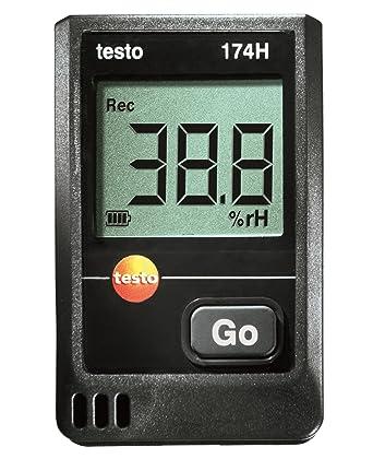Testo 174H - Datalogger para temperatura y humedad