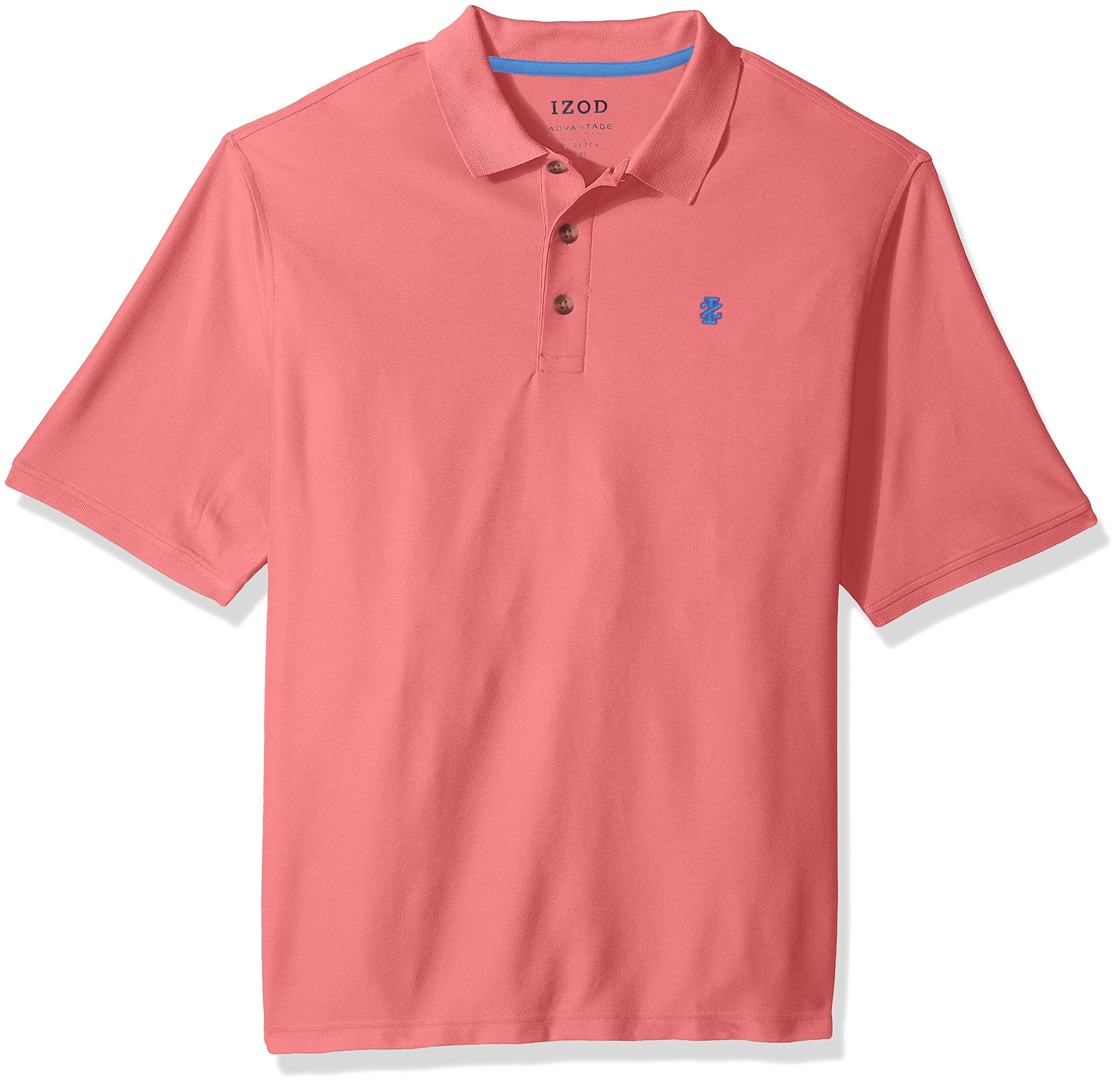 e3cfffba006a3 Galleon - IZOD Men s Advantage Performance Solid Polo (Big Tall Slim ...