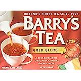 Barry's Tea, Gold Blend, 80 Tea Bags (Pack of 4)