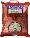 Daawat Super Basmati Long Grain Rice, 10 Pound