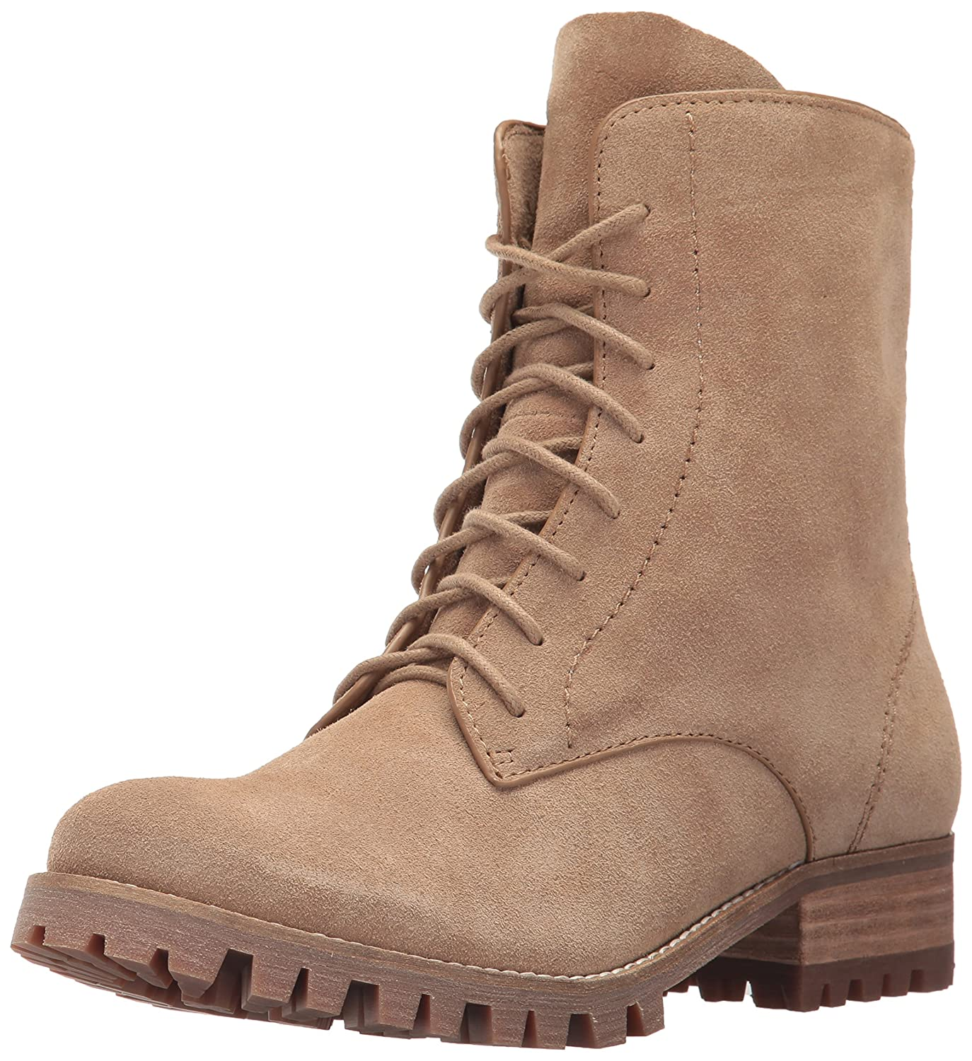 SplendidHome Women's Romy Combat Boot B071Y3JHSH 6 M US|Taupe
