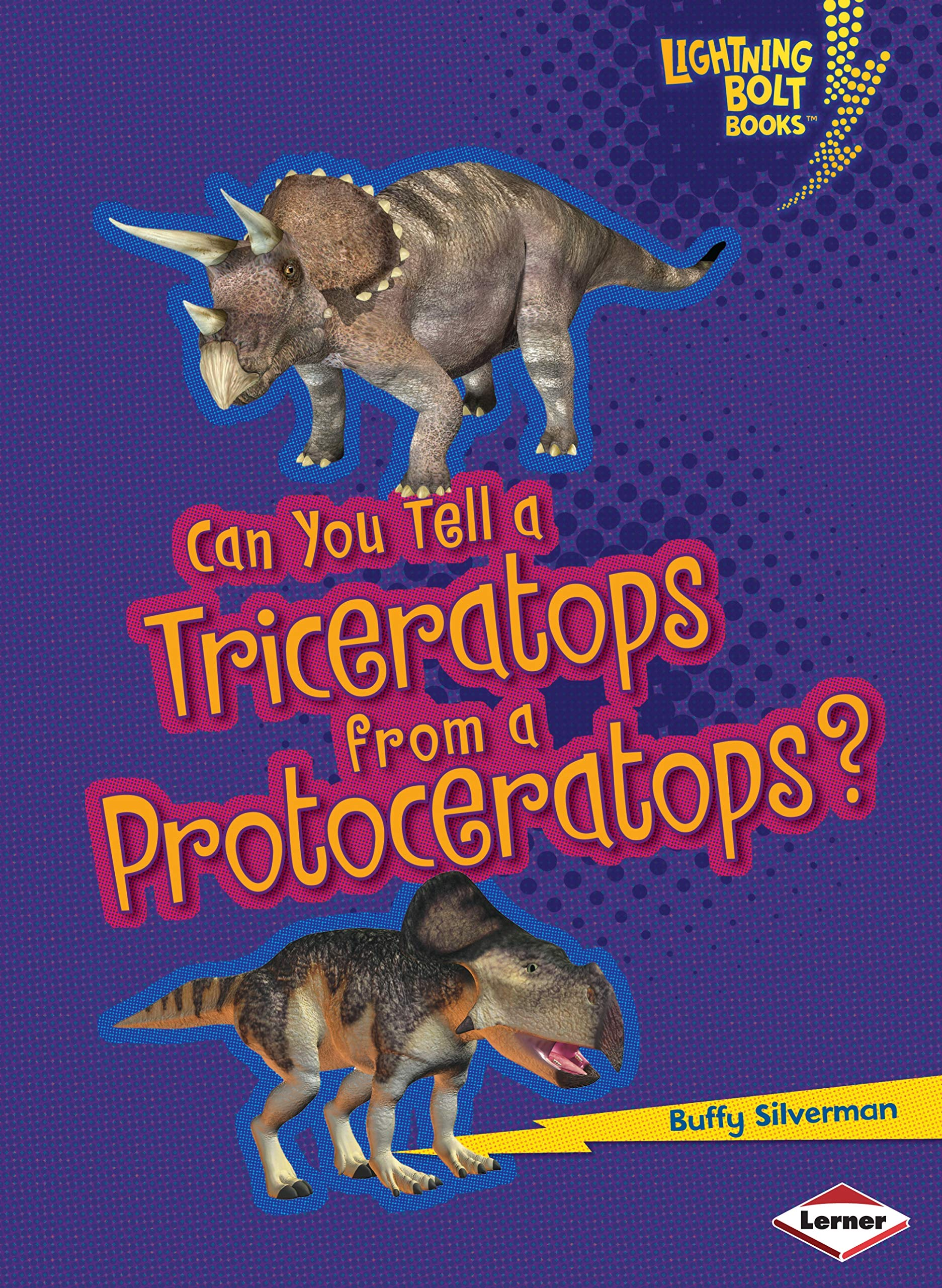 Download Can You Tell a Triceratops from a Protoceratops? (Lightning Bolt Books - Dinosaur Look-Alikes) PDF