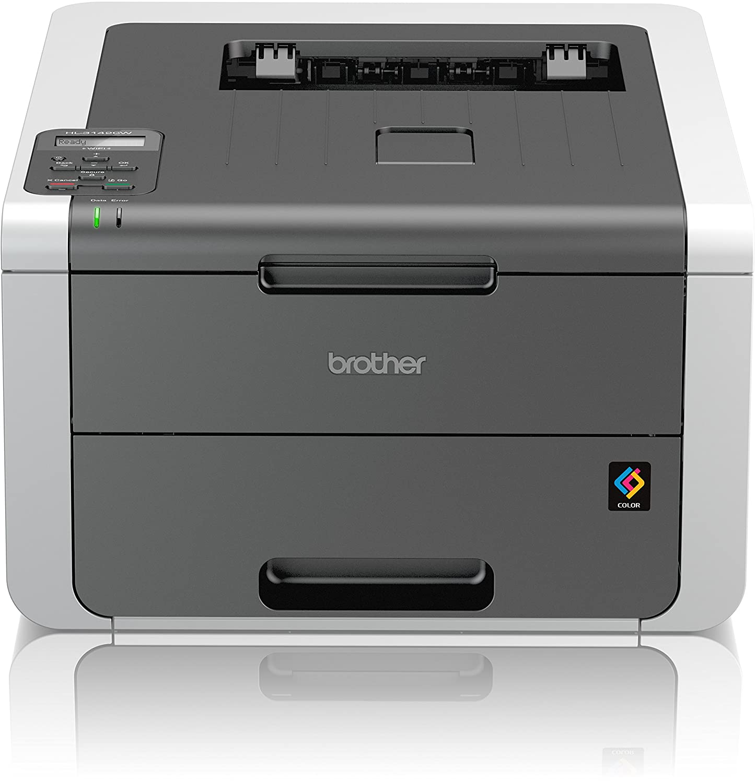 Brother HL3142CWG1 - Impresora láser (18 ppm, 2400 x 600 dpi ...
