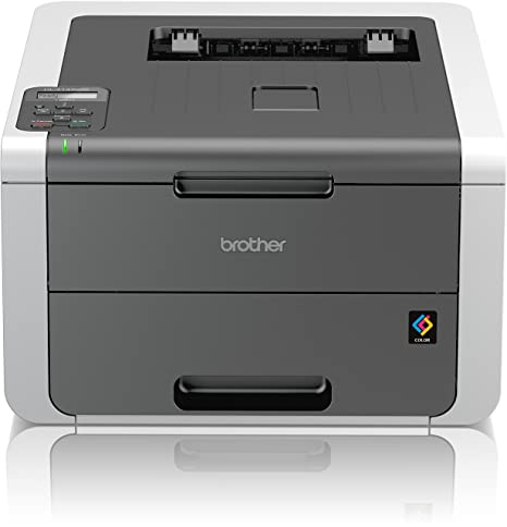 Brother HL3142CWG1 - Impresora láser (18 ppm, 2400 x 600 dpi ...