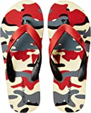 Peter England Men's Flip Flops Thong Sandals