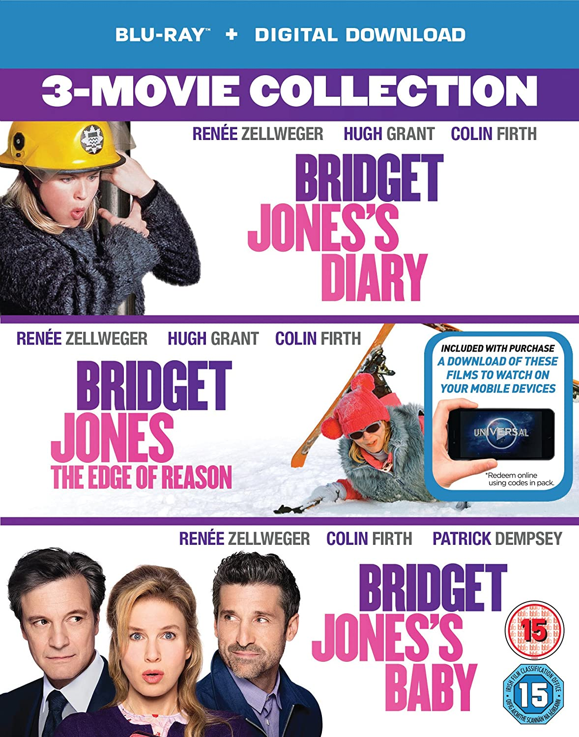 bridget jones diary 3 online free
