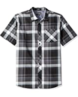 O'Neill Men's Plaid Short Sleeve Shirt