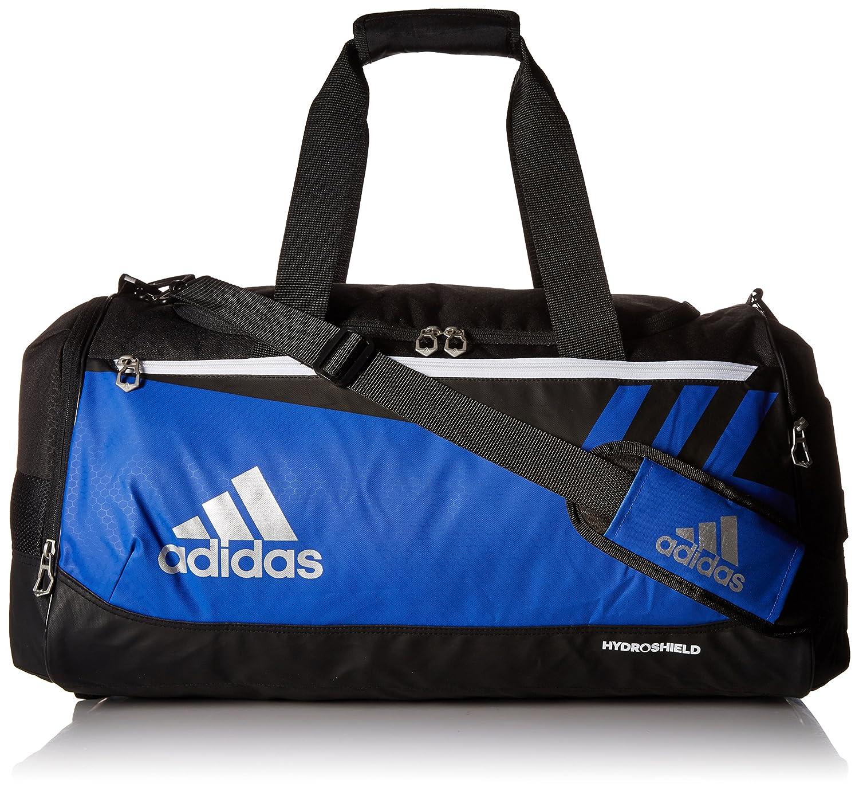 (アディダス) adidas チームイシュー ダッフルバッグ B0134VD7CE Small|ボールドブルー (Bold Blue) ボールドブルー (Bold Blue) Small