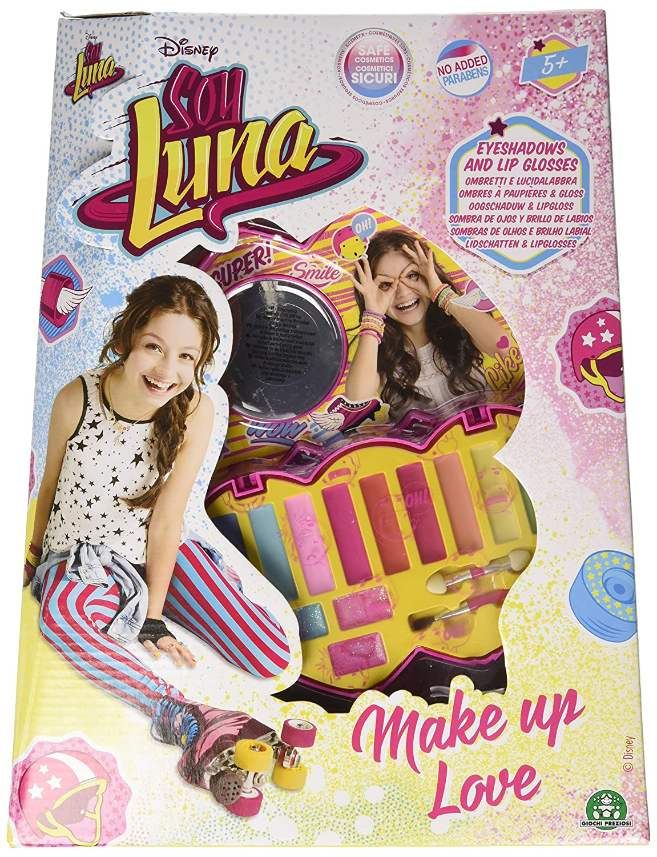 YLU05001 Giochi Preziosi Soy Luna MakeUp Diary per Bambini