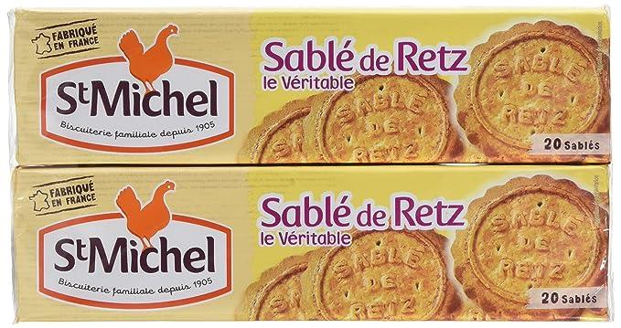 ST MICHEL Sablé de Retz 240 g - Lot de 8  Amazon.fr  Epicerie 8a2f6654dd6