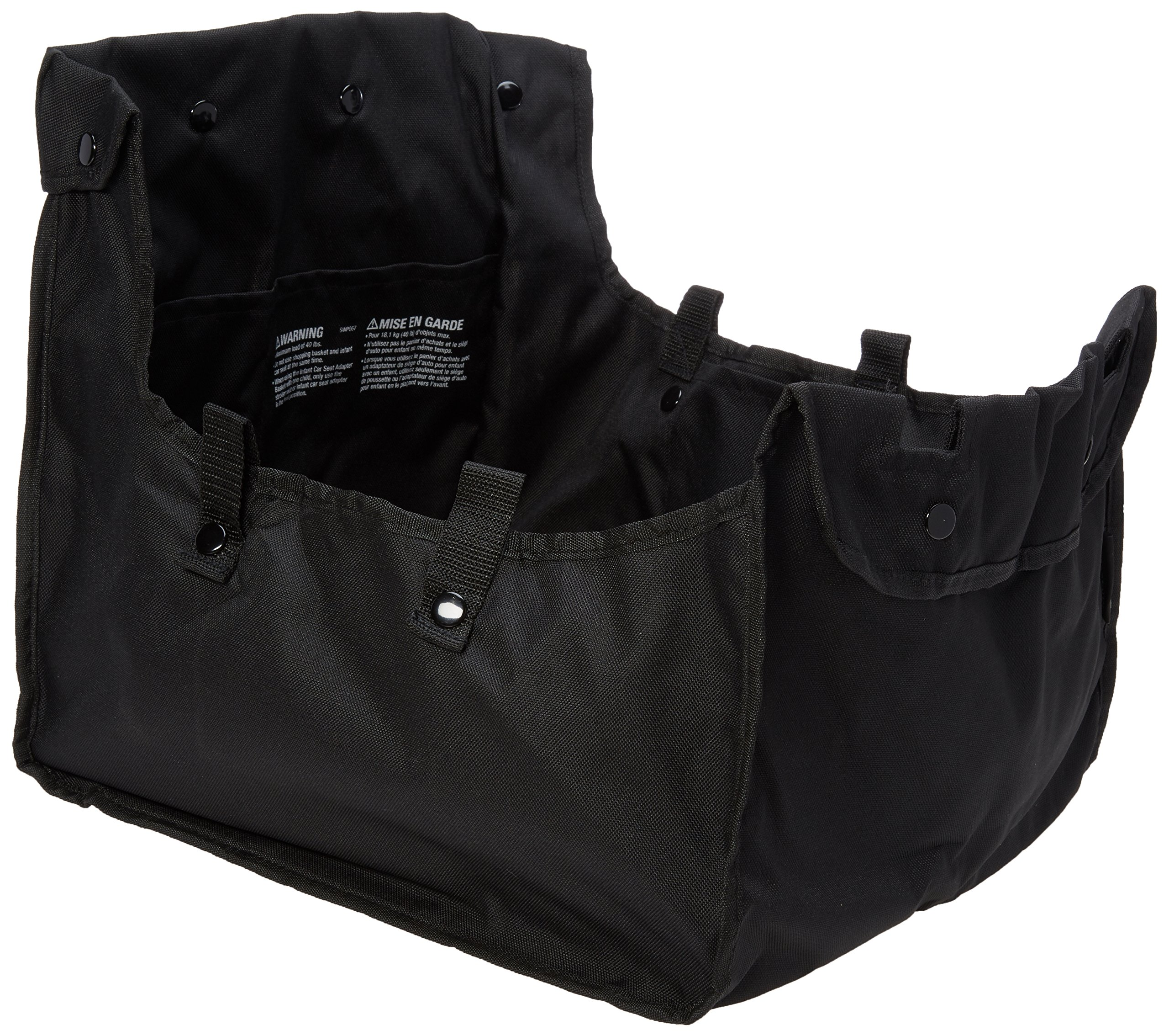 Contours Stroller Shopping Basket Accessory for Contours Strollers (Adapter Sold Separately) by Contours