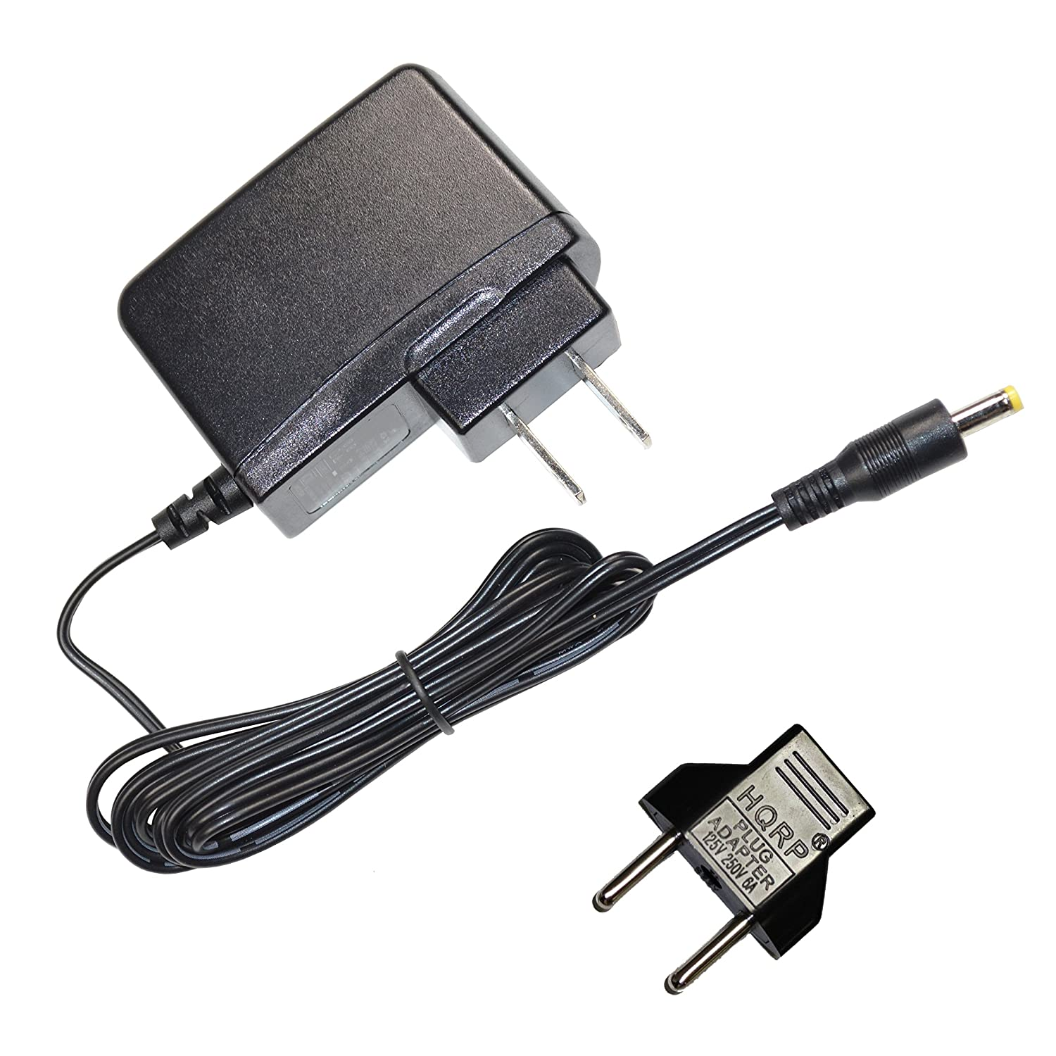 Amazon.com: HQRP AC Adapter Power Supply for 2Wire / ATT ACWS011C ...