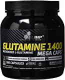 Olimp Sport Nutrition L-Glutamine Mega Anticatabólico - 300 Cápsulas