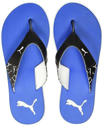 Puma Unisex Winglet Ii Dp Lapis Blue-Puma White Sneakers - 10 UK India 25b34808b