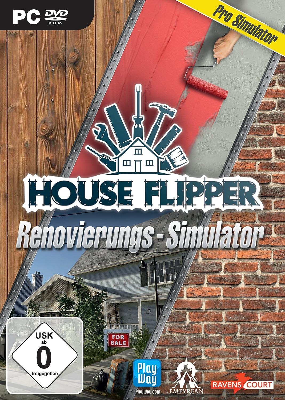 pc spiel house flipper der renovierungs simulator windows. Black Bedroom Furniture Sets. Home Design Ideas