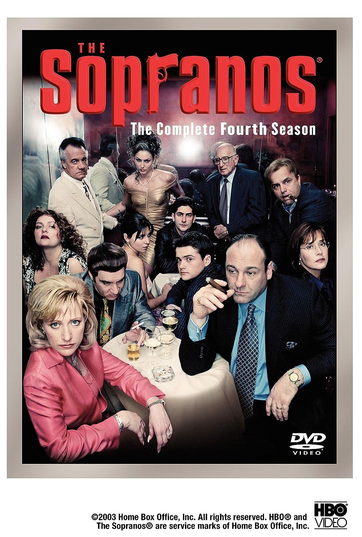 Amazon com: The Sopranos: Season 4: James Gandolfini, Edie
