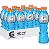 Gatorade Blue Bolt Sports Drink, 12 x 600ml