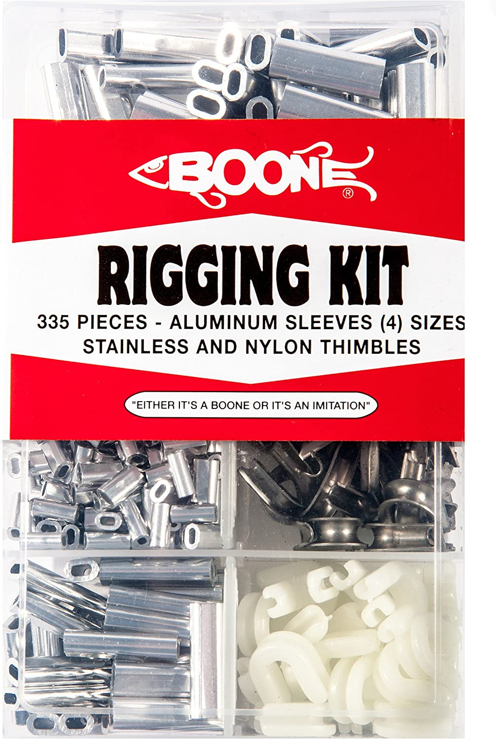 Boone Rigging Kit, 335-Piece