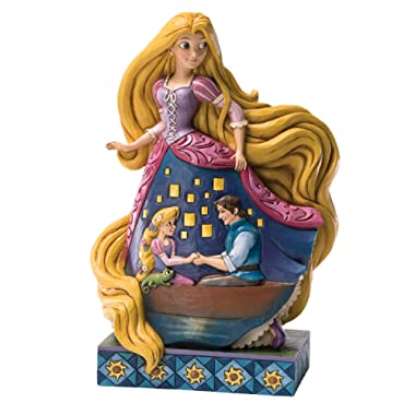 Disney Traditions by Jim Shore Rapunzel Figurine  Enlightened Love  (4031485)