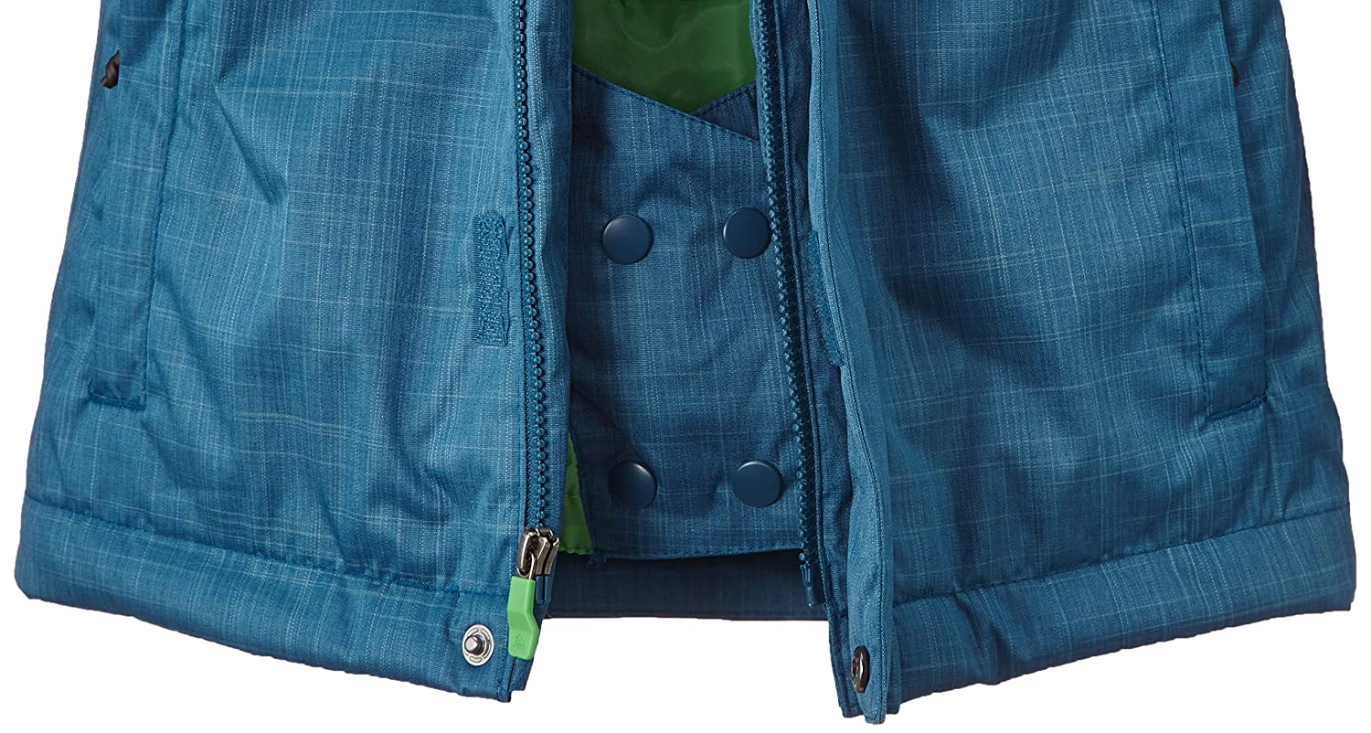 Quiksilver Big Boys Fraction Youth Snow Jacket
