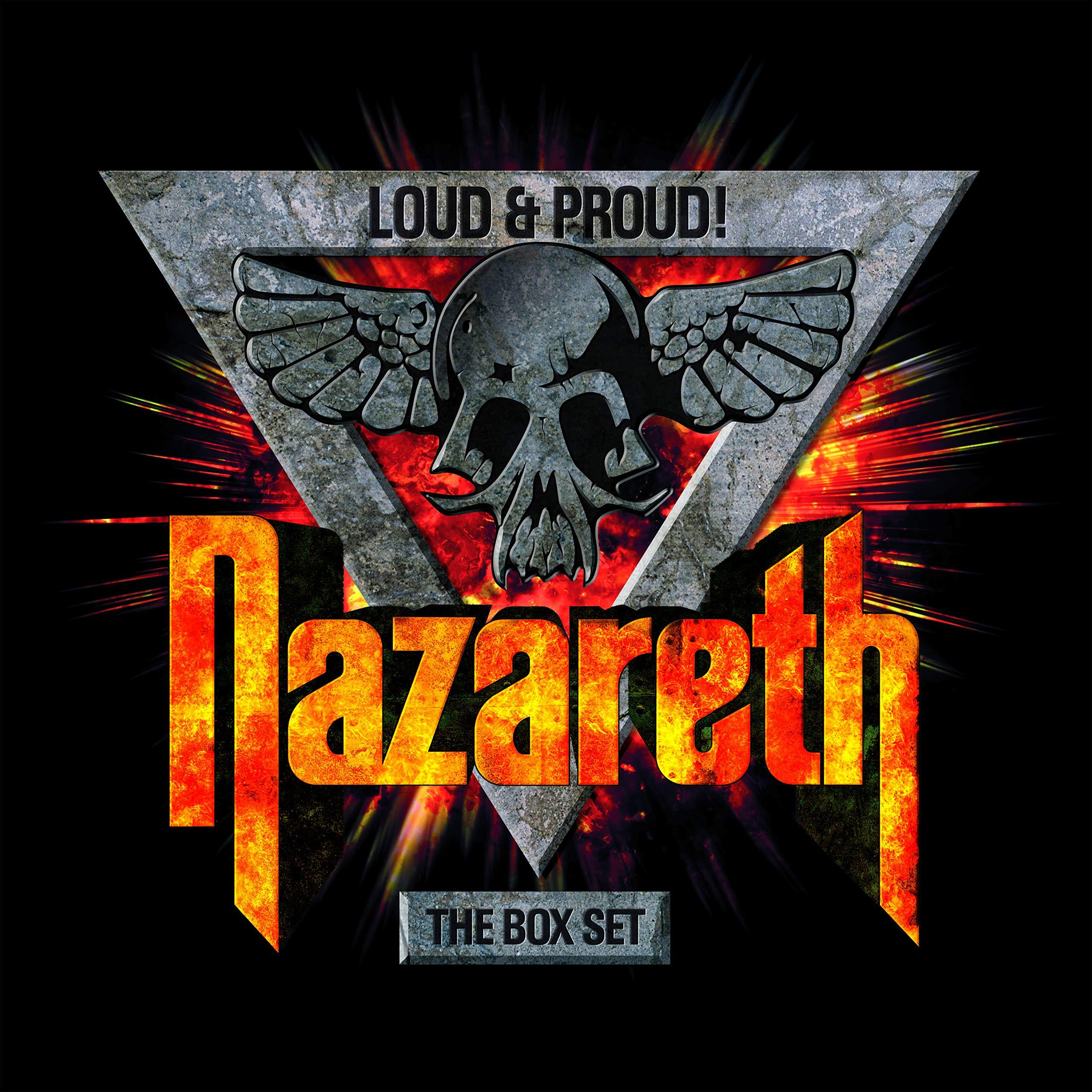 Vinilo : Nazareth - Loud & Proud: The Box Set (United Kingdom - Import)