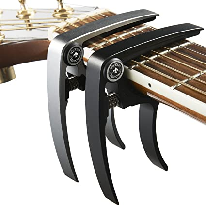 Ceja de la guitarra (, 2 unidades) para las guitarras, ukelele ...